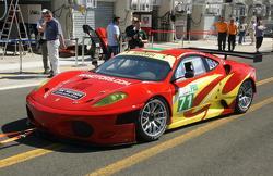 #71 AF Corse Ferrari F430