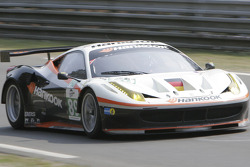 #89 Hankook - Team Farnbacher Hankook Ferrari 458 Italia: Dominik Farnbacher, Allan Simonsen