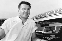 In 1958, Lee Petty became the first driver to win two NASCAR championships in two different divisions in the same year