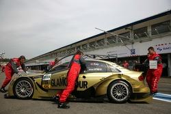 Rahel Frey, Audi Sport Team Phoenix, Audi A4 DTM