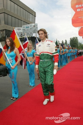 Drivers presentation: Bjorn Wirdheim