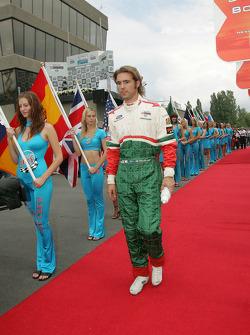 Drivers presentation: Bjorn Wirdheim