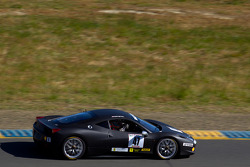 #47 Ferrari of Houston Ferrari 458 Challenge: Darren Crystal