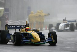 Pace laps: Antonio Pizzonia