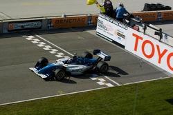 Race stopped: A.J. Allmendinger