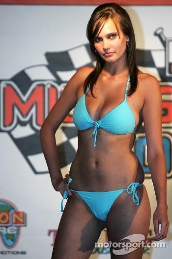 Swimwear competition