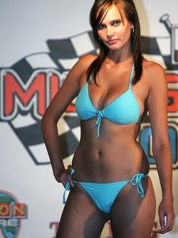 Swimwear competition