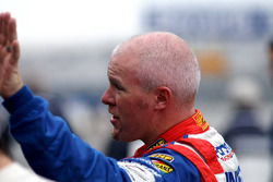 A strong presence as ever, on and aside the track: Paul Tracy