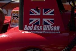 Nickname for Justin Wilson