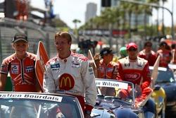 Sébastien Bourdais (Newman/ Haas/ Lanigan Racing)