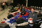 The Andretti Green Racing lineup