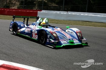 #16 Pescarolo Team Pescarolo-Judd:Emmanuel Collard, Christophe Tinseau, Julien Jousse