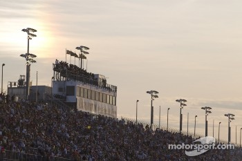 Sunset on Darlington