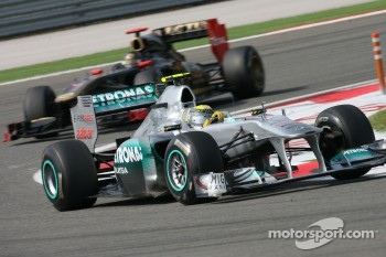 Mercedes GP is aiming for more consistency