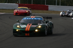 #65 Lotus Jetalliance Lotus Evora: Jonathan Hirschi, James Rossiter, Johnny Mowlem