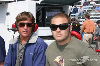 A.J. Foyt IV and P.J. Chesson