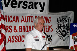 AAWRBA breakfast: Roger Penske, keynote speaker