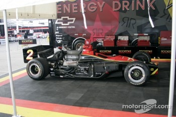 Car of Buddy Lazier