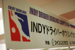 Welcome to the Indy drivers bowling competition