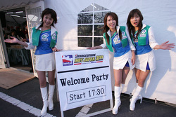 Indy Japan 300 welcome party