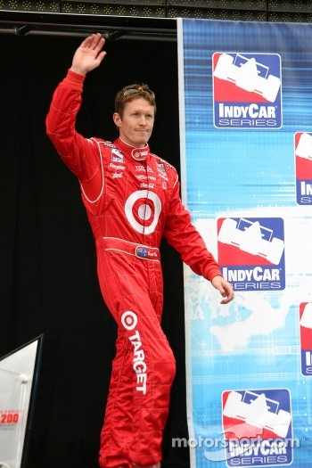 Drivers presentation: Scott Dixon