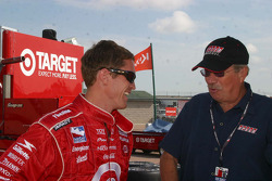 Scott Dixon and Robin Miller