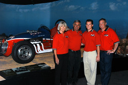 Al Unser III, Al Unser, Jr. and Sr.