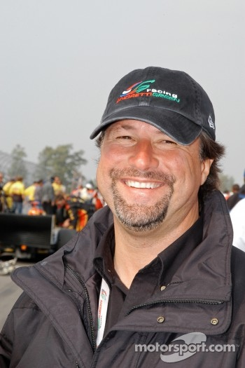 Michael Andretti has happy memories of the Glen