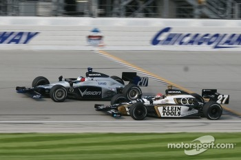 Ed Carpenter and A.J. Foyt IV