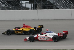 Bryan Herta and Jeff Buckum