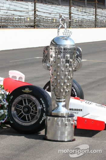 The Borg Warner Trophy