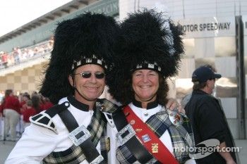 The Indianapolis 500 Gordon Pipers