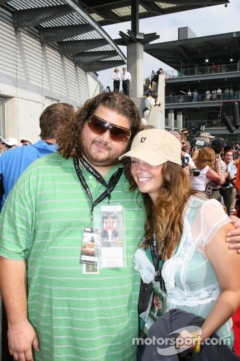 Jorge Garcia, star of 'Lost'