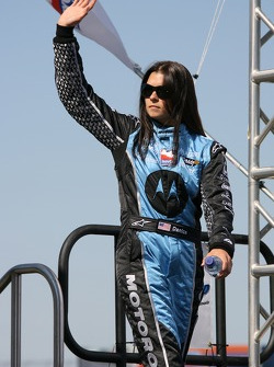 Drivers introduction: Danica Patrick