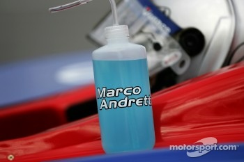 Bottle of Marco Andretti