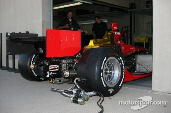 Marty Roth's Dallara Honda