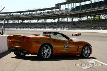 The Chevrolet Corvette Pacecar