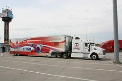 SAMAX Motorsports hauler