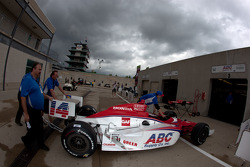 Car of Vitor Meira, A.J. Foyt Enterprises