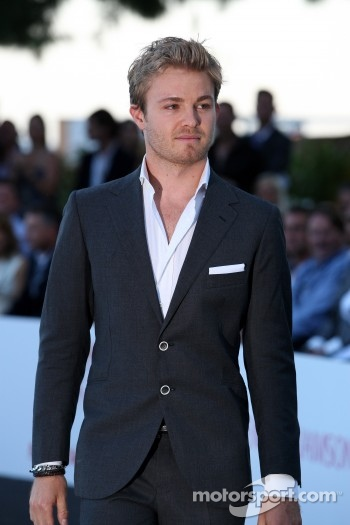 Nico Rosberg, Mercedes GP Petronas F1 Team, Amber Lounge Fashion