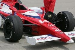 Car of Victor Meira, A.J. Foyt Enterprises