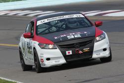 #92 HART Honda Accord: Chad Gilsinger, John Scmitt