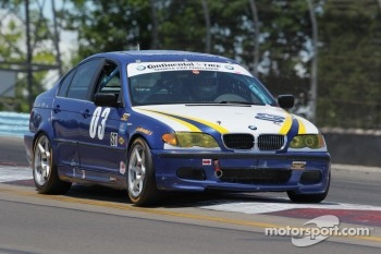 #03 Next Generation Motorsports BMW 330: Richard Picut, Richard Watson