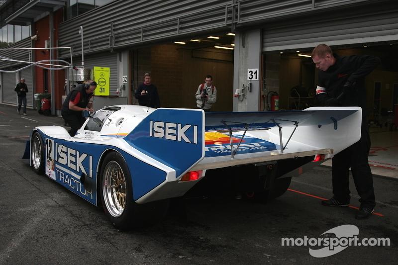 #12 Porsche 956: Russell Kempnich