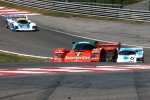 #17 Porsche 962: Christophe d'Ansembourg, Herv Regout