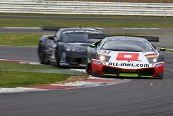 #37 All-Inkl M_ºnich Lamborgini Murcielago 670 R-SV GT1: Dominik Schwager, Nicky Pastorelli