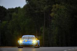 #88 Team Felbermayr-Proton Porsche 911 RSR: Abdulaziz Al Faisal, Nick Tandy, Bryce Miller