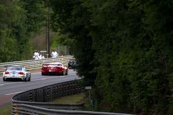 #55 BMW Motorsport BMW M3 GT: Augusto Farfus Jr., Joerg Muller, Dirk Werner