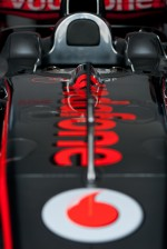 McLaren MP4-23 detail