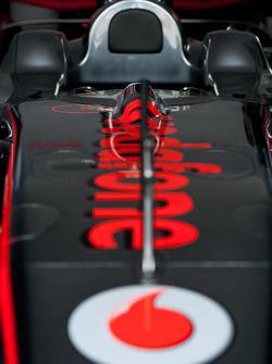 McLaren MP4-23 detail